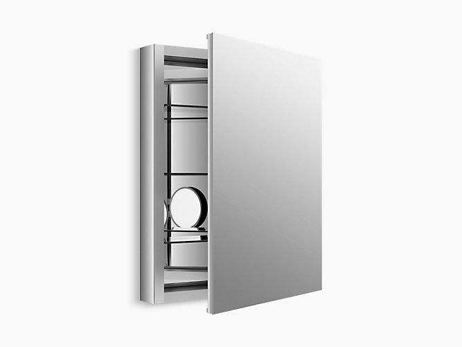 Kohler stainless medicine cabinet