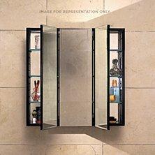 Robern three mirror medicine cabinet