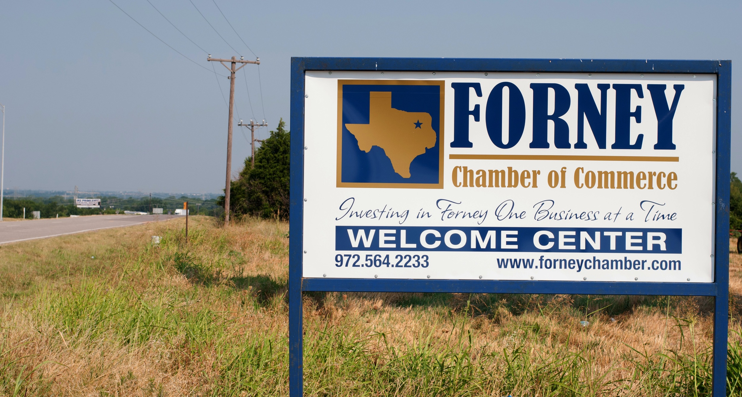 The Forney Chamber of Commerce