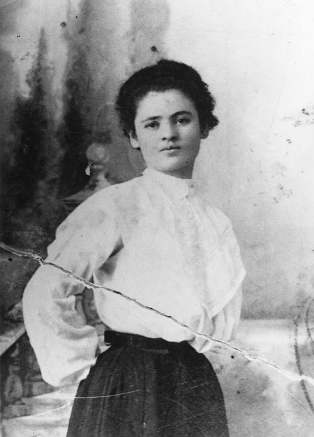 Photo of Clara Lemlich