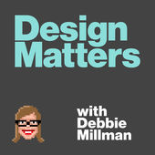 A long running interview series with designers, artists and cultural leaders lead by designer Debbie Millman.   I'm always interested in creative people's journeys and this interview is (in my opinion) the best.