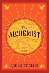 The Alchemist by Paulo Coelho   A novel about self-discovery and finding your path.