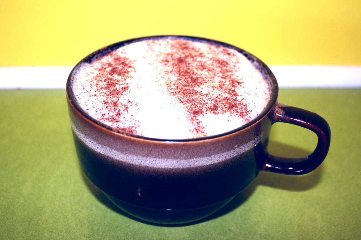 Mmmmm... Coffee.