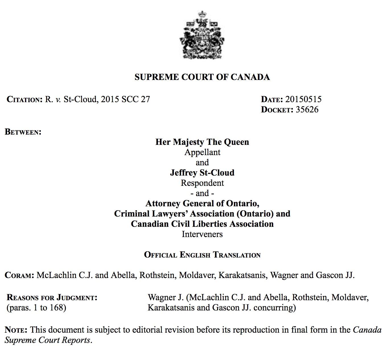 Michael Dyck criminal lawyer