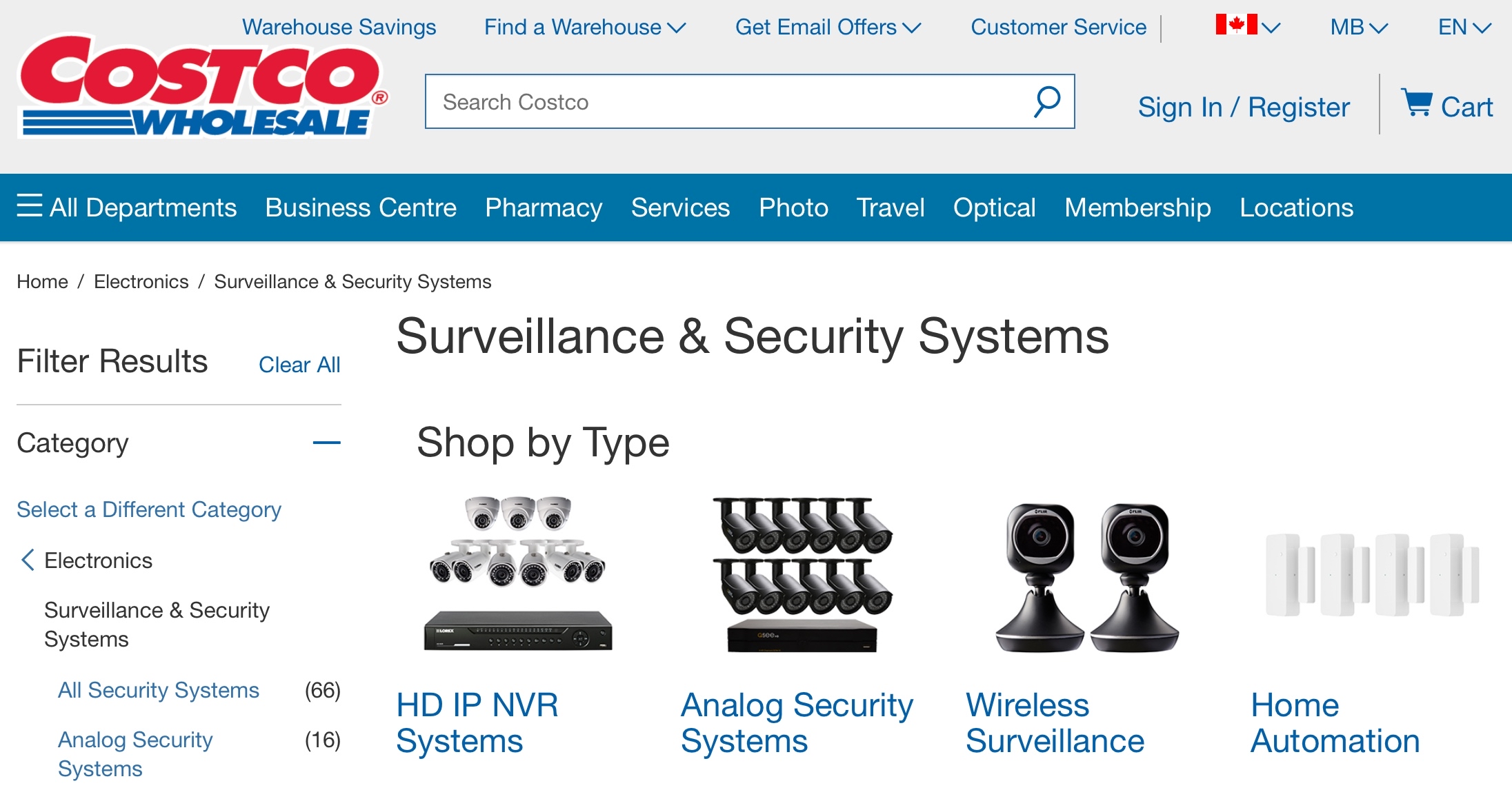 Tip #8 - You can install video surveillance cameras