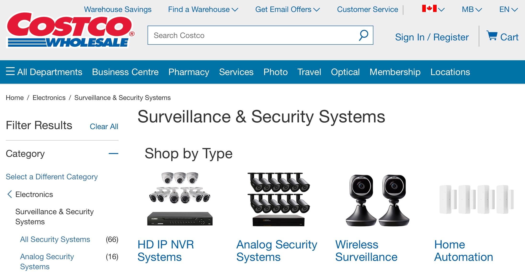 Tip #8 - You can install video surveillance cameras