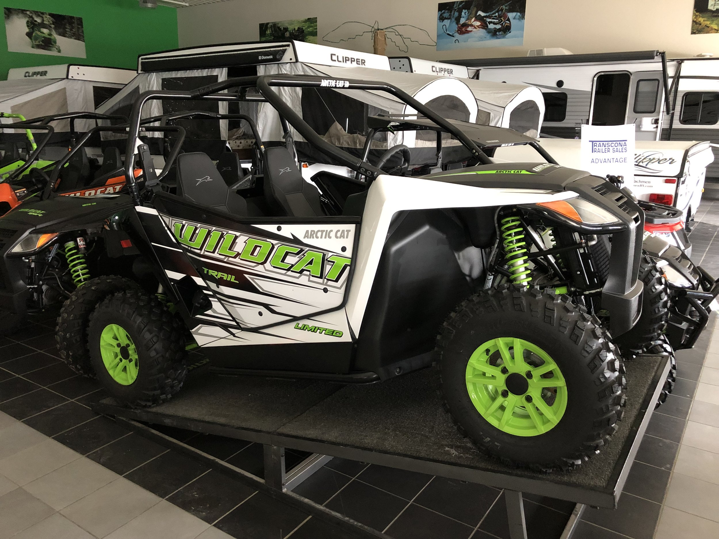 Off road vehicles - Store marijuana in an exterior compartment or a bag that you cannot access quickly