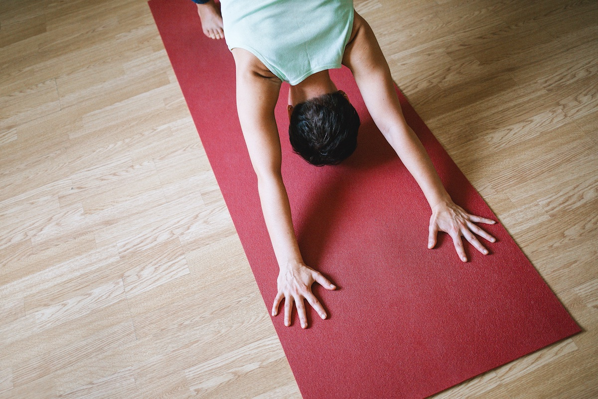 Downward dog your way through the next two weeks