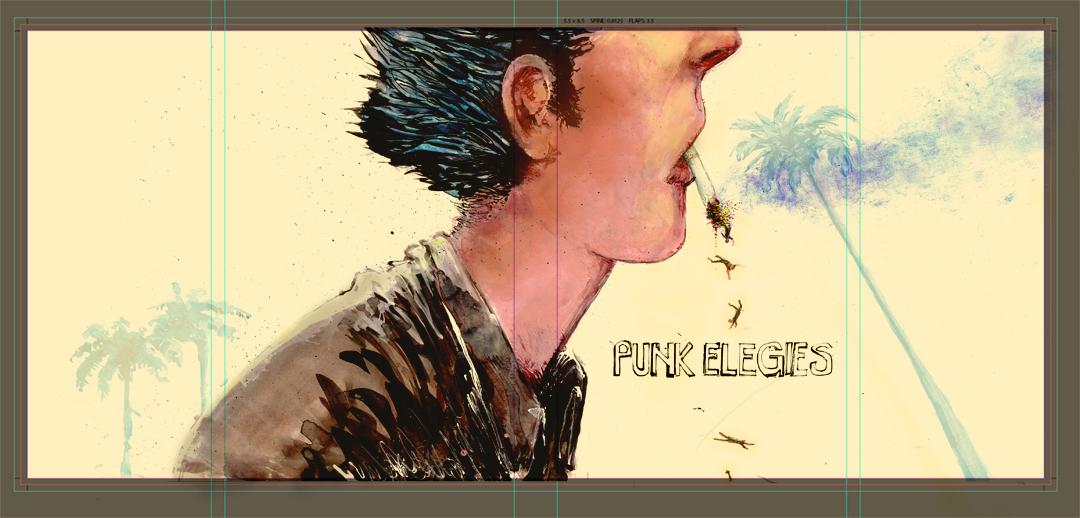 PUNK ELEGIES by Allan MacDonell  Rare Bird Books