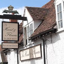 The Hand in Flower, Marlow