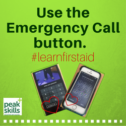 Peak Skills First Aid blog