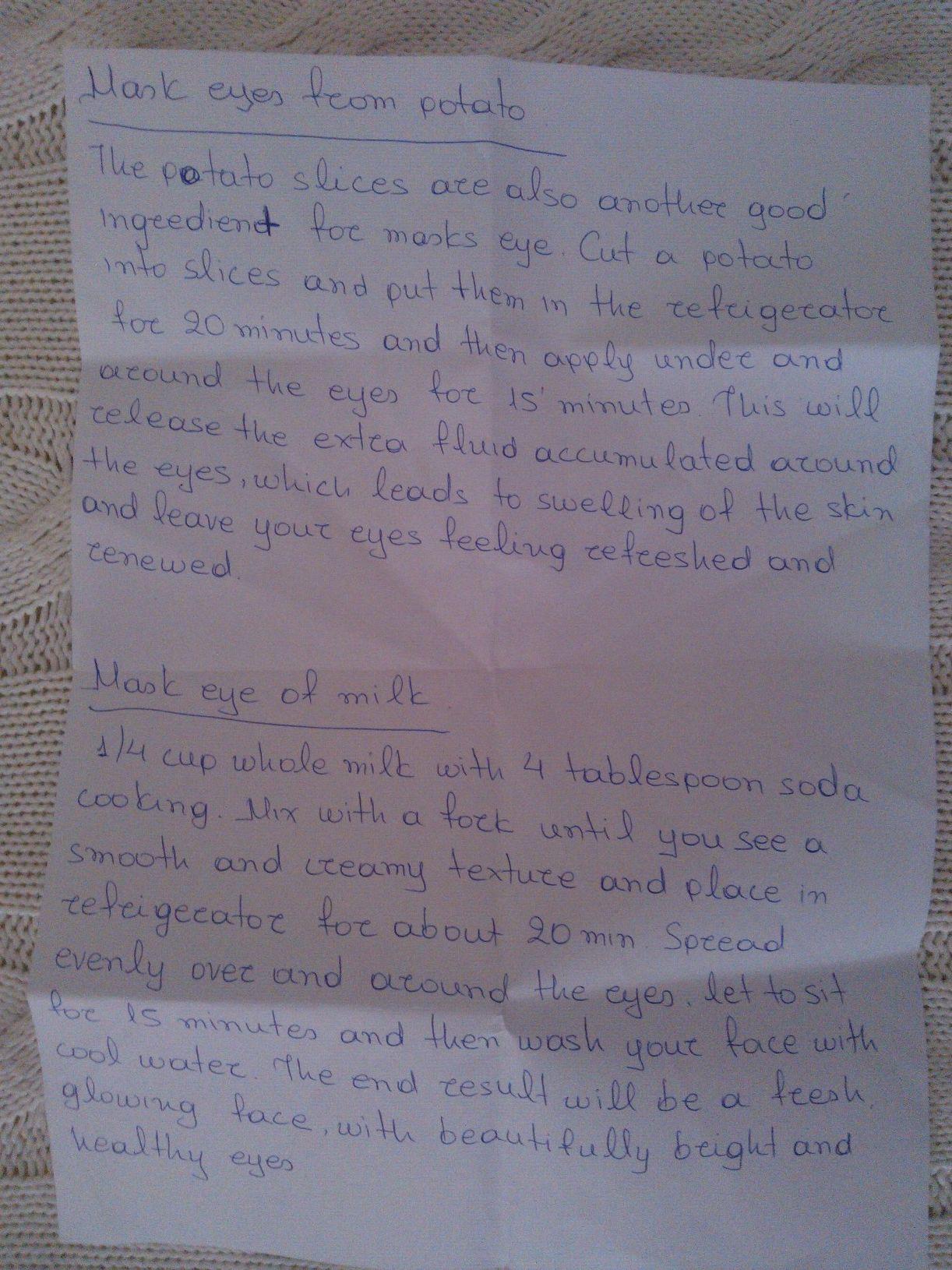 Recepty od Marie ako dôkaz. No hrooozne zlatá :)