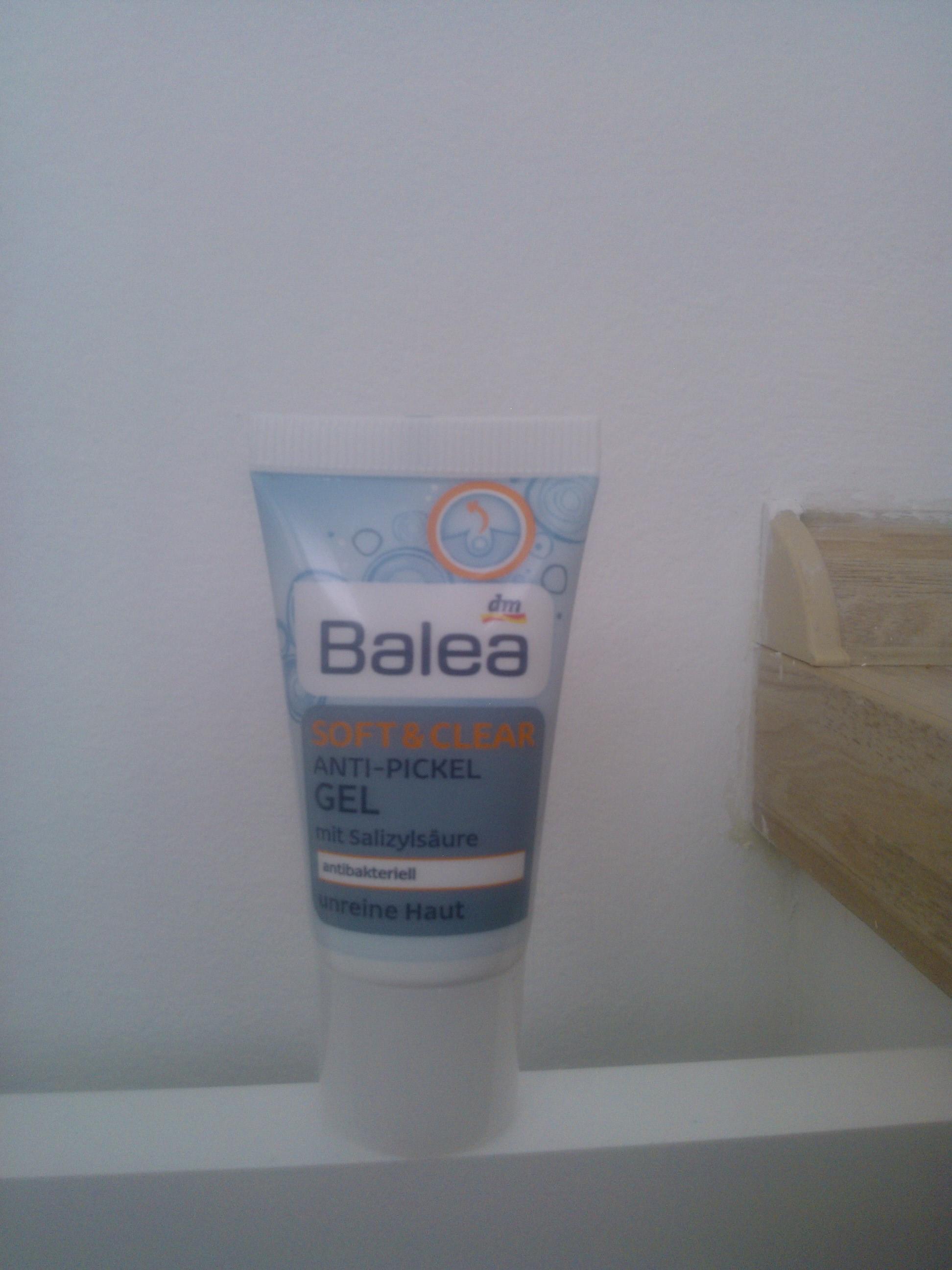 Ako všetky Balea prípravky, kúpite v DMke, stojí asi 1,20.