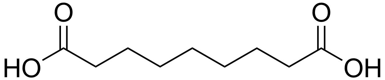 foto:  kyselina azelaová