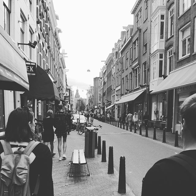 #wanderlust #amsterdam #family #memories #planningmynextescape #travel #citybreak #beautiful #city #street #architecture