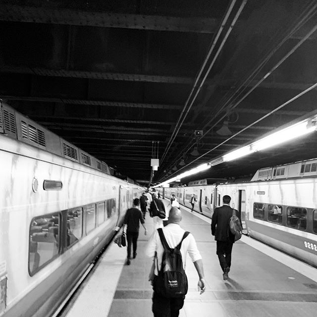 """More often than not, urban commuting means unknowns. Try to """"risk manage"""" this, try to visualize the unknowns and imagine what you'd do. Build the muscle memory."""