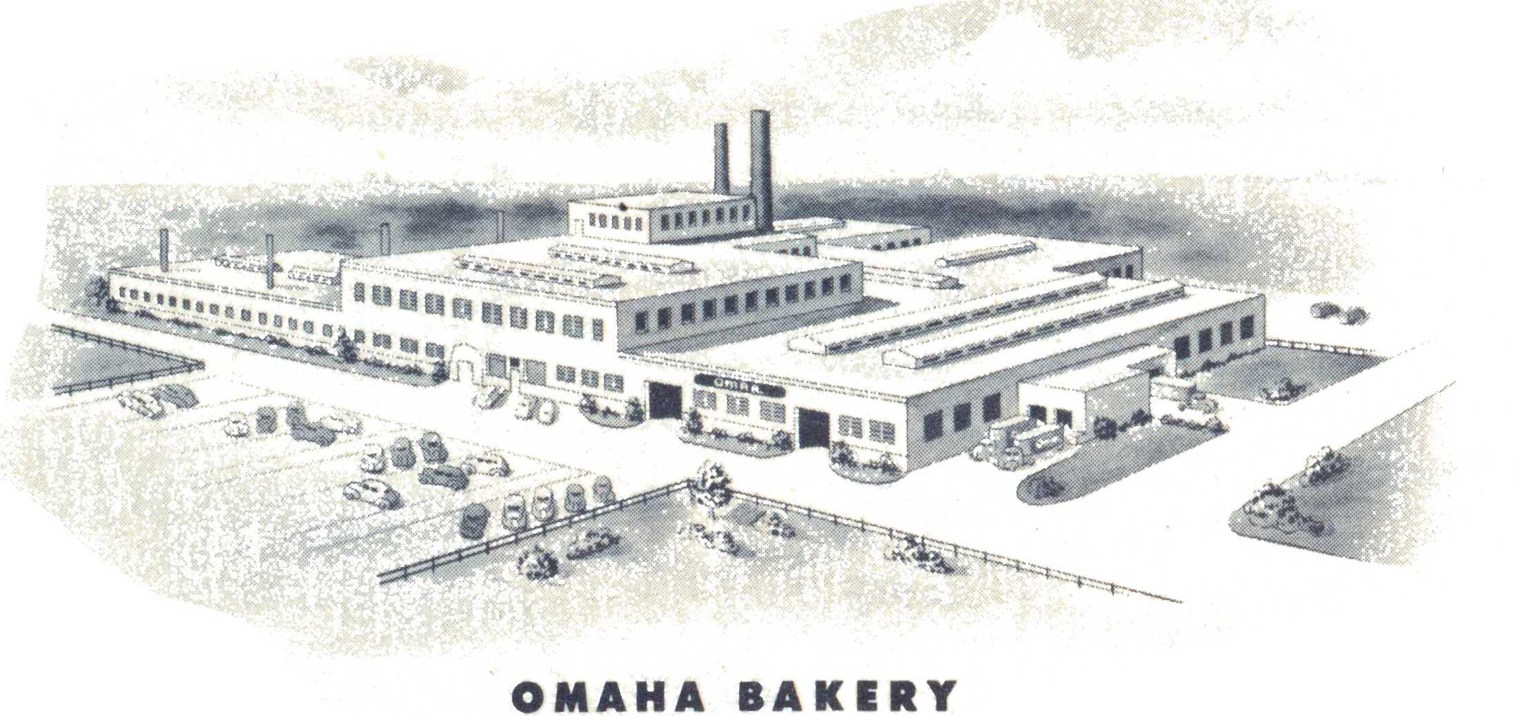 Rendition    Omar Baking Company Building - Omaha