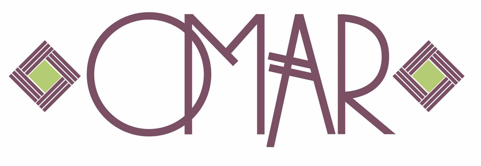 OMAR Baking Building Logo