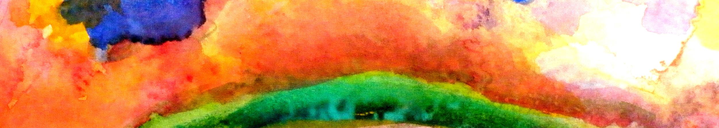 Watercolor by Michael P. Pitek, III