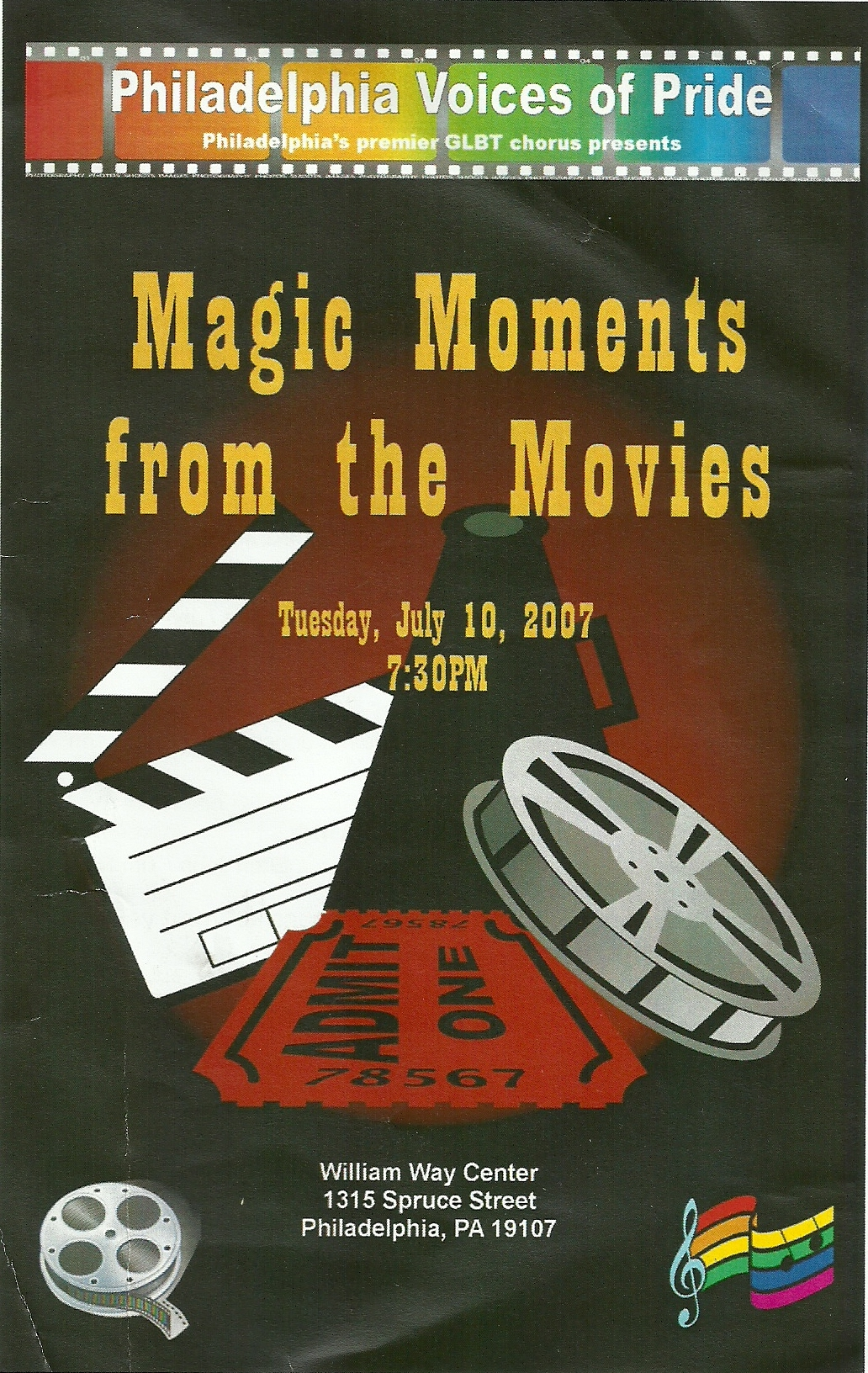 Magic Moments from the Movies