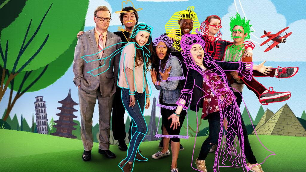 - THE WHO WAS / NETFLIX / Designer: Jeanie CheekAssistant Costume Designer & Shopper