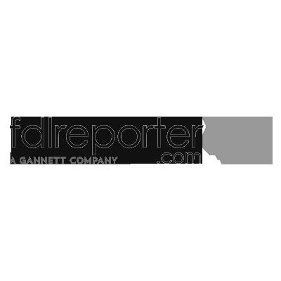 Fon du Lac Reporter Logo