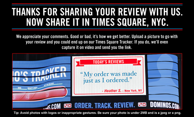 We added all the reviews good and bad as they came in