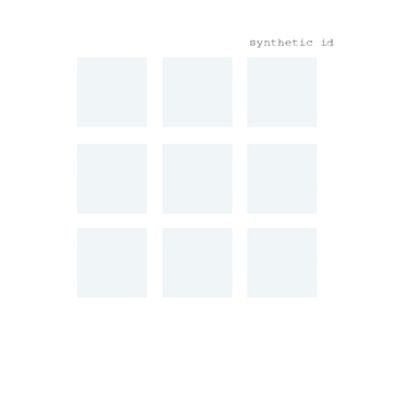 "Synthetic ID ""apertures"" LP (GO-58)"