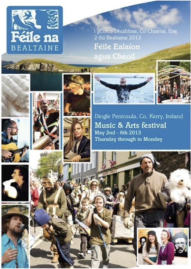 Feile na Bealtaine, 5th May 2013