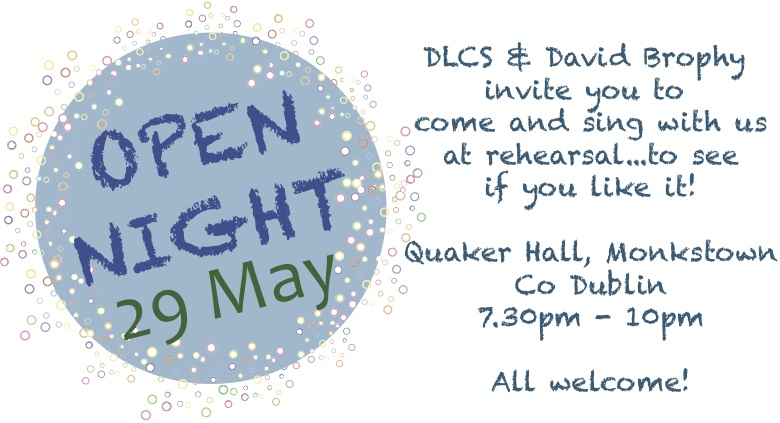 Choir Open Night