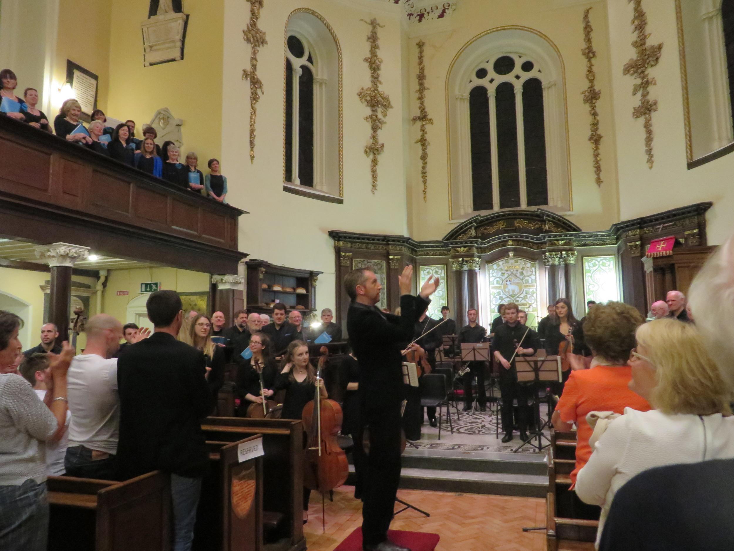 David Brophy, DLCS, Fishamble Sinfonia