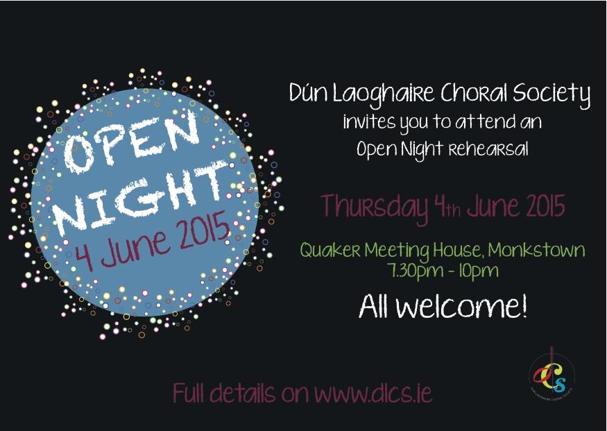 DLCS open night june 2015