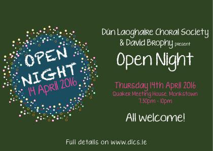 DLCS Open Night 2015