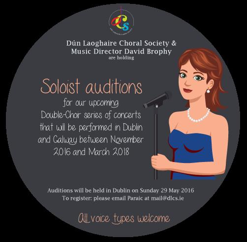 DLCS Soloist Auditions
