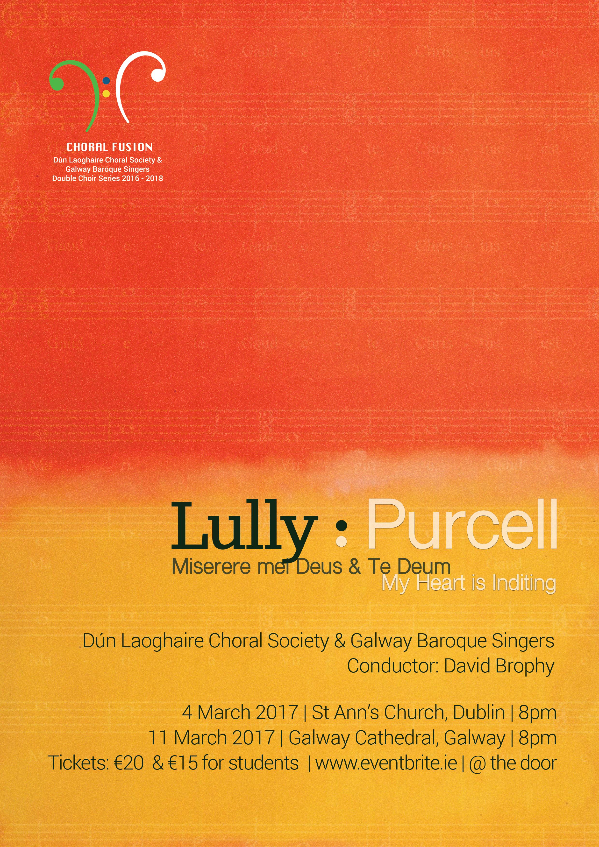 Choral Fusion Double Choir Series