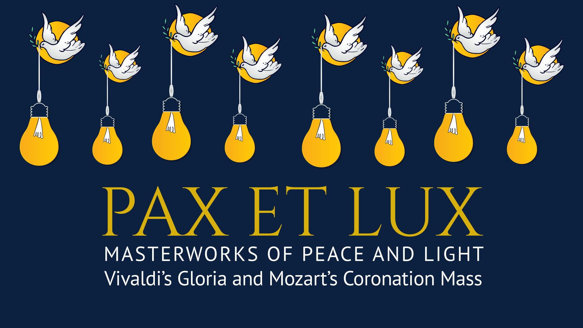 Pax et Lux, 11 November 2017