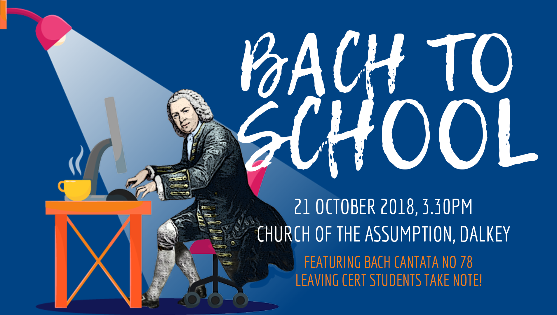 Bach to school, 21 october 2018