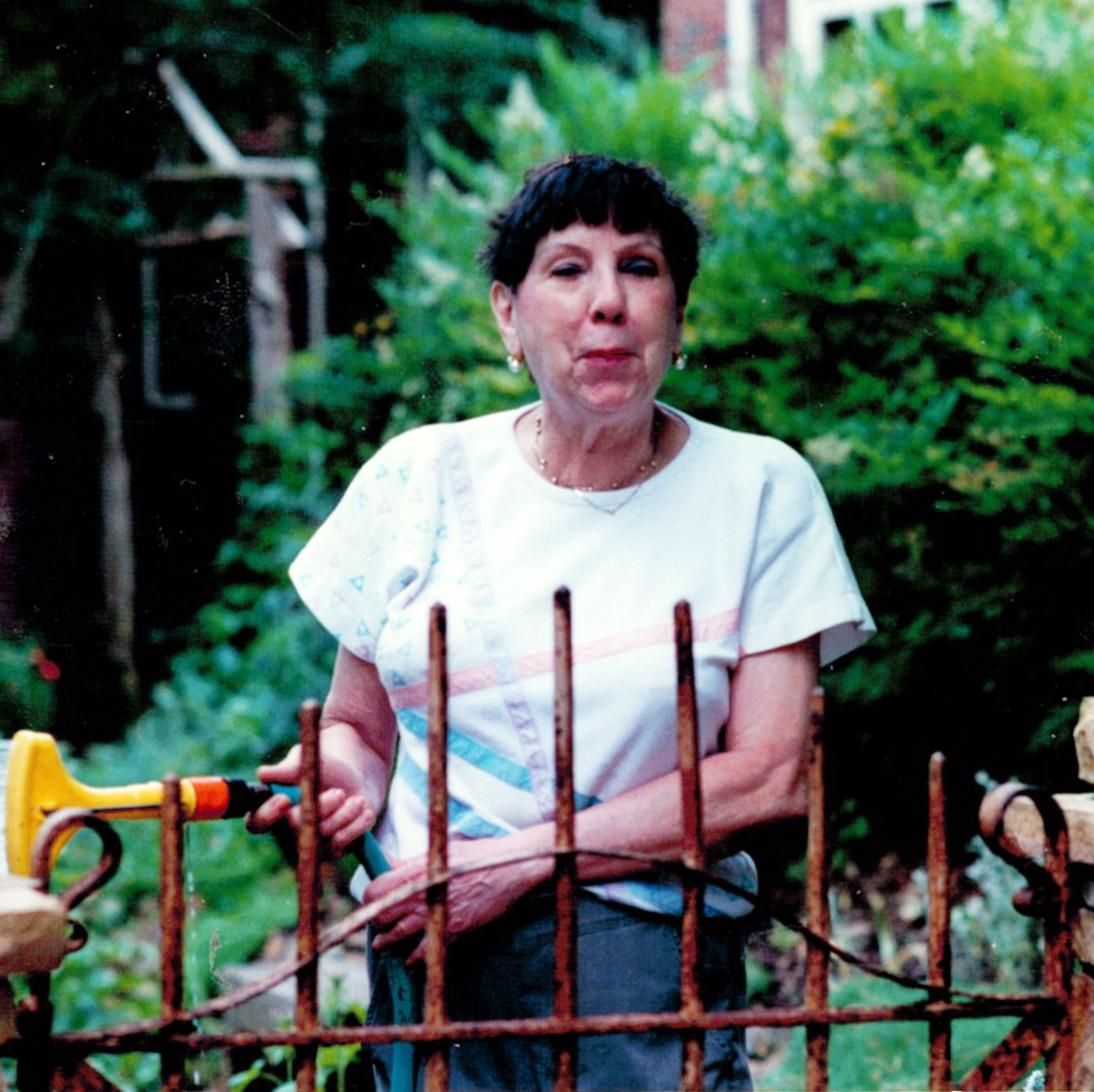 Grandma in Alabama - late 1990s