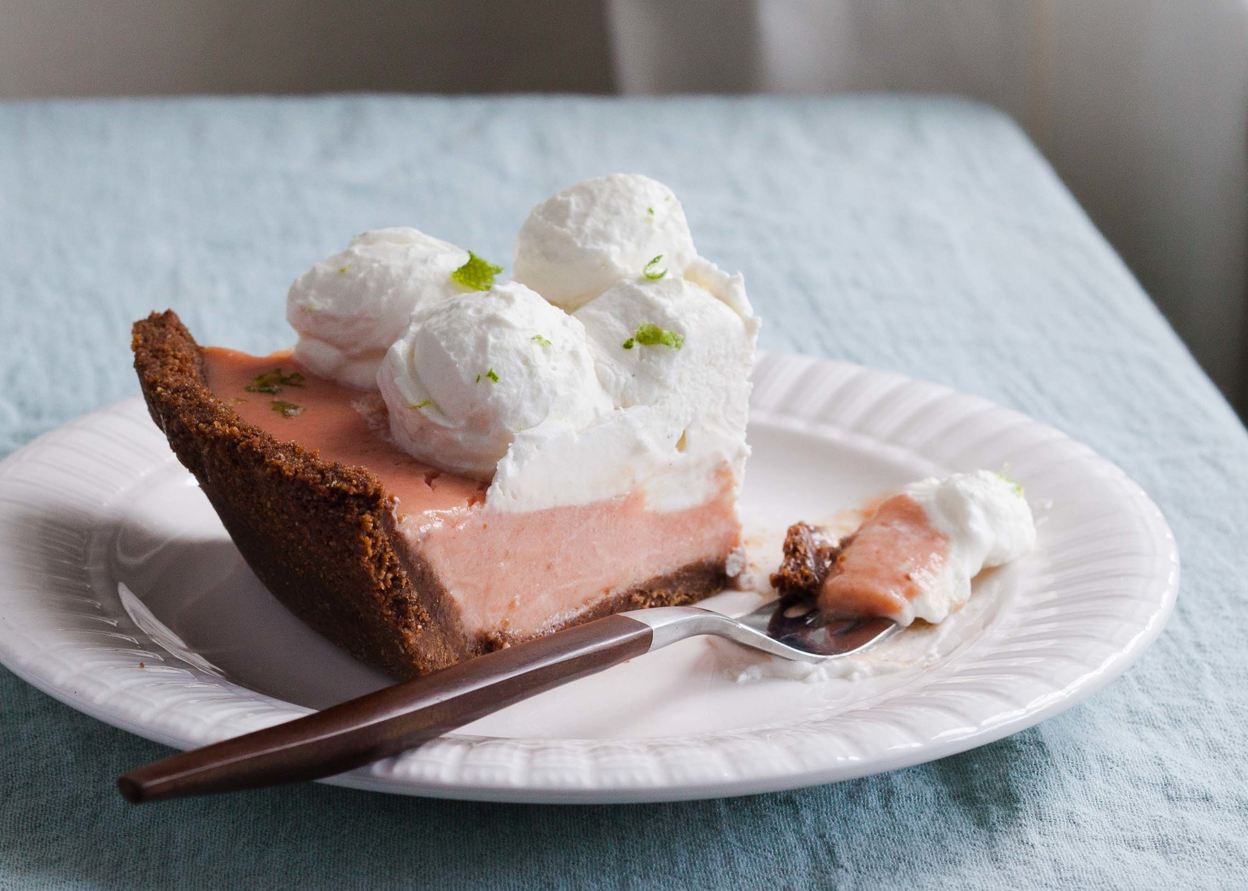 Watermelon Key Lime Pie