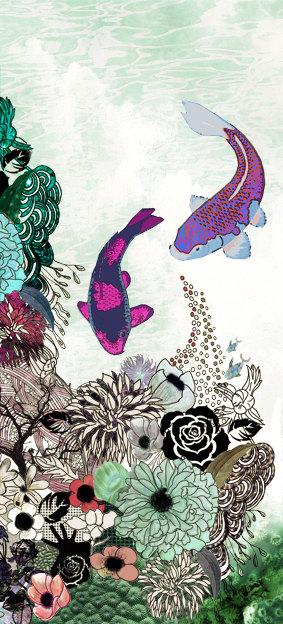 Liz Kapiloto,   Fish Art