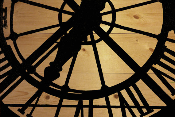 Jaclyn Miller,   Paris Clock