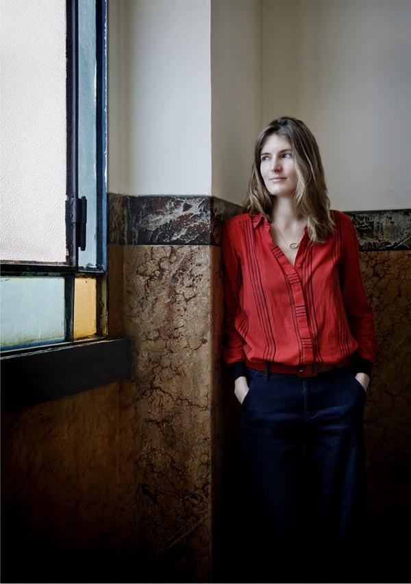 Chiara Andreatti portrait.