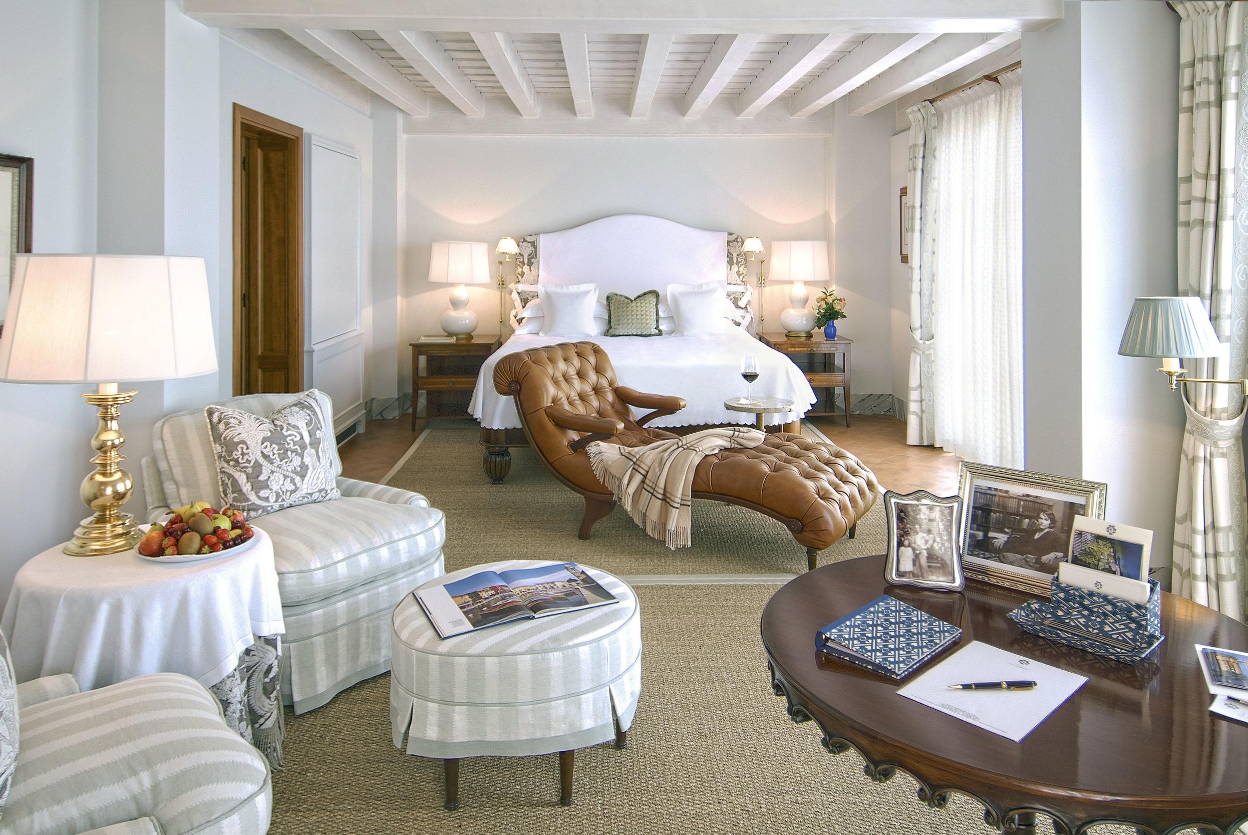 The Grand Hotel a Villa Feltrinelli, Italy