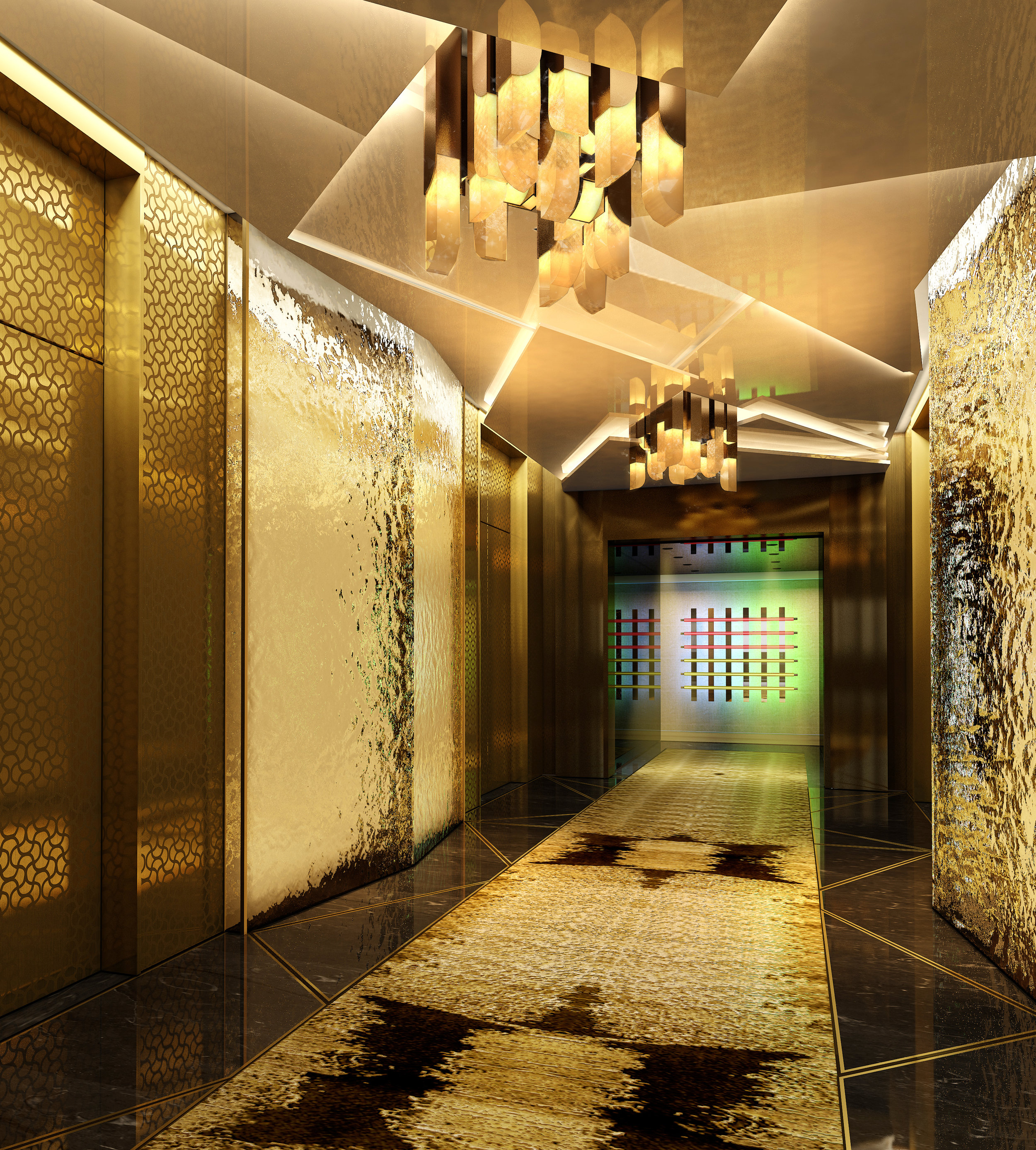 Middle East Hotel Competition