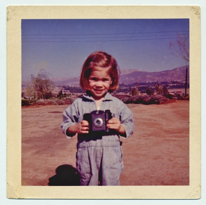 Debbie | c. 1963 | Photo by Charlie Richardson