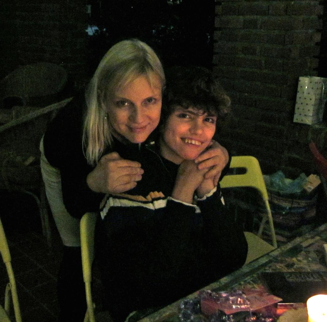 Portia & Dov