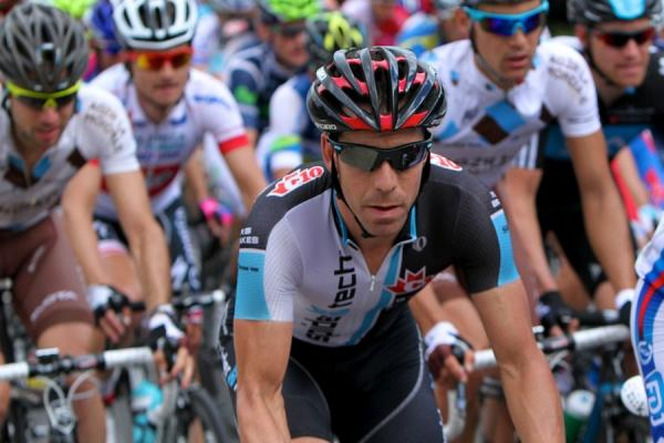After being sidelined much of the 2012 season., Francois Parisien finished the year with a victory at the Tour of Elk Grove (UCI 2.1) and a 10th place finish at the Grand Prix Cyclist de Quebec (UCI Pro Tour)