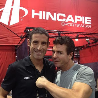 George Hincapie's reputation was unsullied even after he admitted to doping during his career