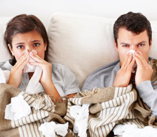 Welcome to Cold & Flu Season!