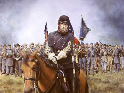 Stonewall Jackson repeatedly achieved victory by outflanking his enemy